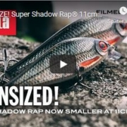 Neues Modell bei Rapala: Der Super Shadow Rap 11